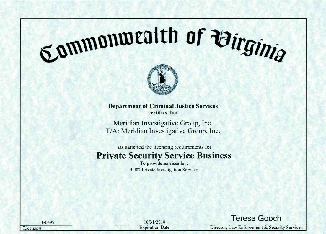 Business License Requirements In Virginia - Best Business 2017